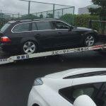 今年は水難の相? レベライザー異常からエアサス修理の行方… BMW E61 525i