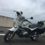 最初で最後のバイク通勤!? 初めてバイクで通勤してみた… BMW R1200R(2010)