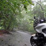 水難の相は続いているのか? 梅雨明け前の泥だらけフォトツーリング… BMW R1200R(2010)