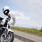 初めての海… バイクで海(特に意味はない) BMW R1200R(2010)
