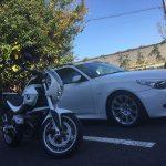 全治3ヶ月はどうした!? 首都高リハビリプチツーリング… BMW R1200R(2010)