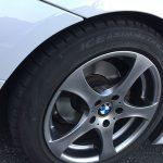 まだイケますよね!? 5年目のスタッドレスタイヤ… ピレリ アイスアシンメトリコ BMW E61 525i
