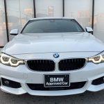 怖いなぁ… 初めて実際に現車確認をせずにネットで車を買ってみた話… BMW F36 420i