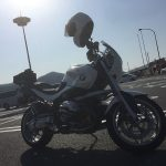 遂に決心がついた!? 2021年初ツーリングはバイク神社へGo!! BMW R1200R(2010)