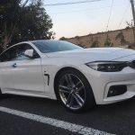 今度の愛車は関西弁!? おこしやす~ BMW F36 420i 納車初日にやった事… BMW F36 420i