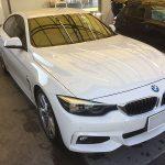 洗車問題はお金のチカラで解決!? KeePer LABOで手洗い洗車… BMW F36 420i