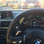 HUDなんてもう古い!? 芸が細かいデジタル液晶メーター…  BMW F36 420i