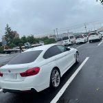 検査標章を求めて3千里!? 初めて陸運局に行ってみた話…  BMW F36 420i