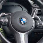 誰か教えて!ハンドルにあるスイッチからのミュート(消音)について… BMW F36 420i